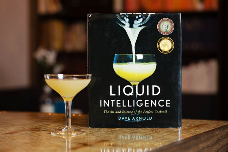 Liquid Intelligence by Dave Arnold | Bartender Atlas