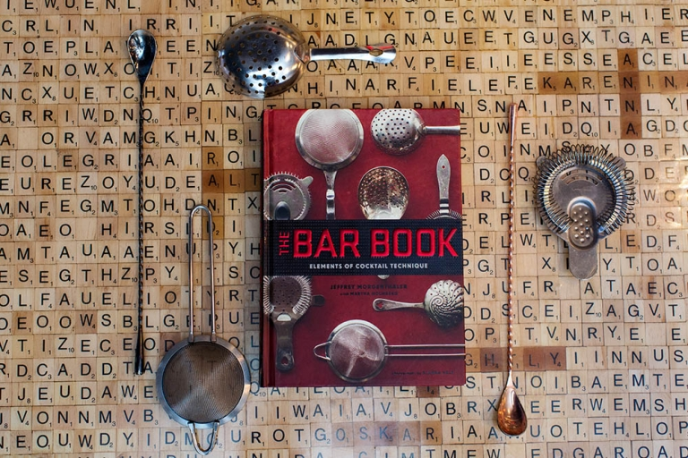 The Bar Book by Jeffrey Morgenthaler | Bartender Atlas