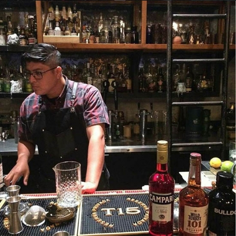 Jorge Lara | Bartender Atlas
