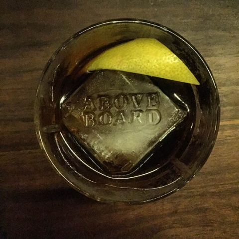 Cocktail: K.F.C. | Bartender Atlas
