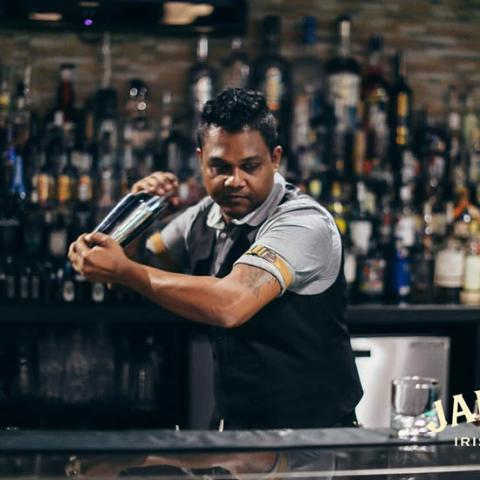 Githin Tony Antony | Bartender Atlas