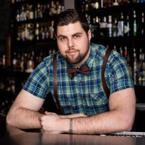 William Burdette | Bartender Atlas