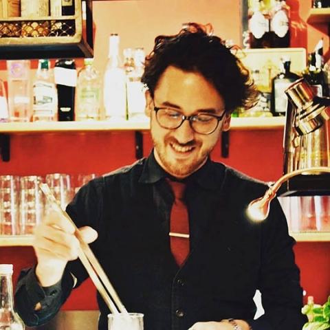 Alessandro Di Fabrizio | Bartender Atlas