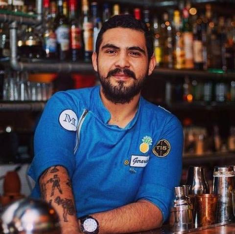 Gerardo Frias   Bartender Atlas