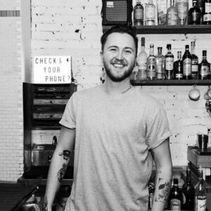 Nick Peach | Bartender Atlas