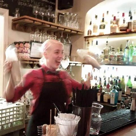 Marian Walsh   Bartender Atlas
