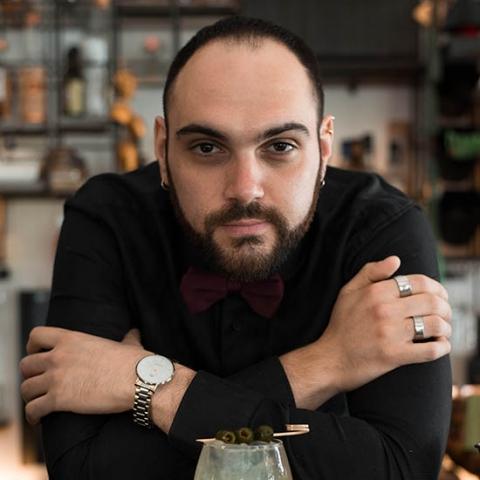 Christos Tirzlakis | Bartender Atlas