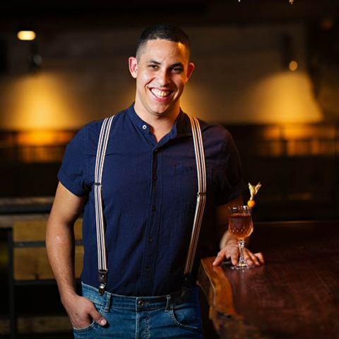 Alex Pearce | Bartender Atlas