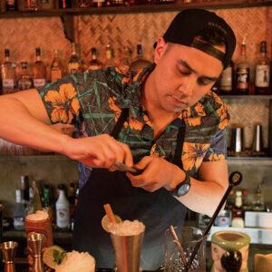 Nate Browne | Bartender Atlas