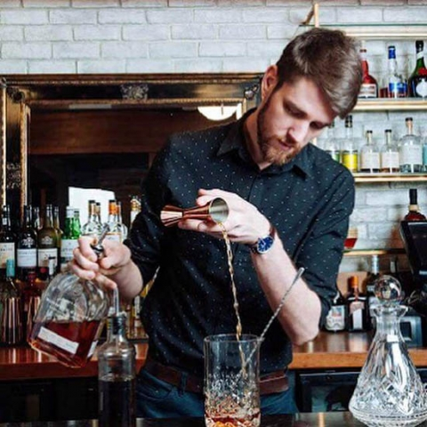 Marc Bossé | Bartender Atlas