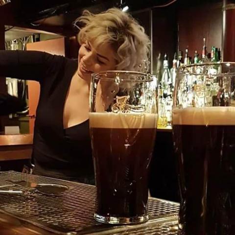 Candice Roslin   Bartender Atlas