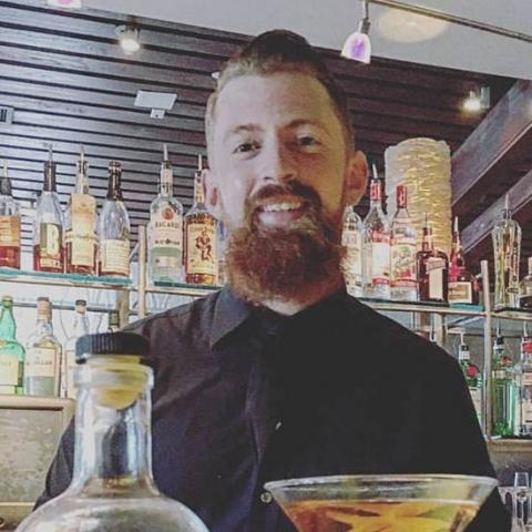 Tyler Rothenberg   Bartender Atlas