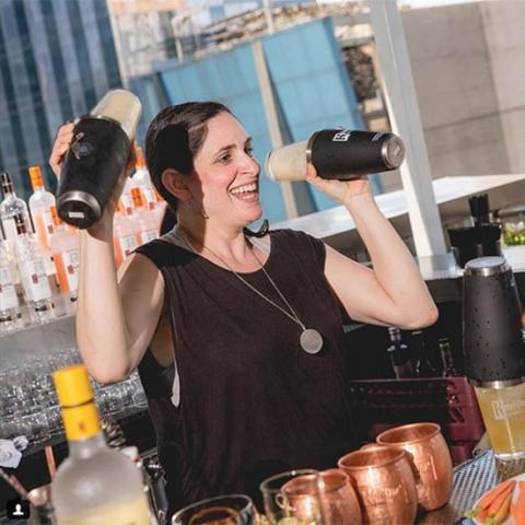 Jennifer Sandella | Bartender Atlas