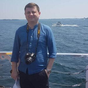 Oleks Lurchenko | Bartender Atlas