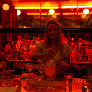 Sally Gillespie | Bartender Atlas