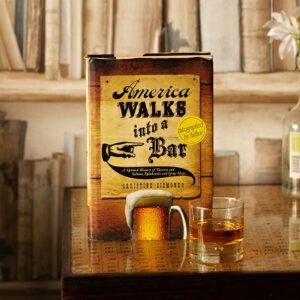 The Boozy Bookshelf: America Walks into a Bar