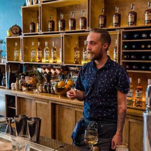 Keegan McGregor | Bartender Atlas