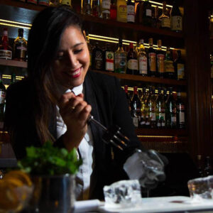 Sabrina Traverso | Bartender Atlas