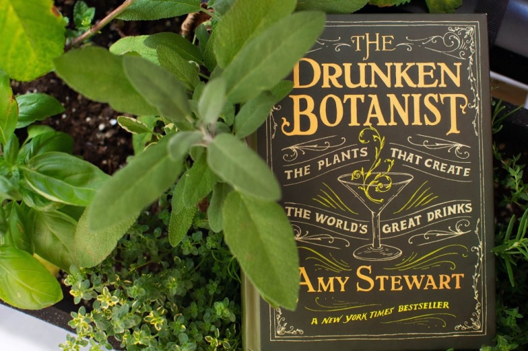 The Boozy Bookshelf: The Drunken Botanist by Amy Stewart