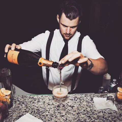 Shane Bradley Bonneau | Bartender Atlas