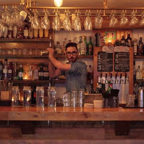 Corbin Fredrick Brocks | Bartender Atlas