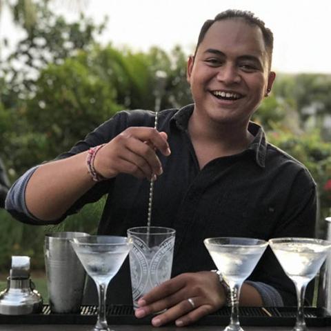 Aditya Surya Saputra | Bartender Atlas