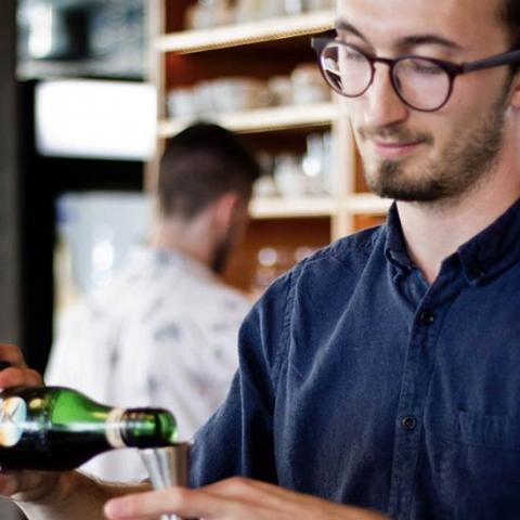 Griffin Cox | Bartender Atlas