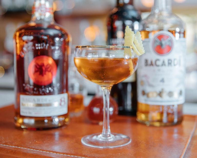 Cocktail: Cambiar | Bartender Atlas