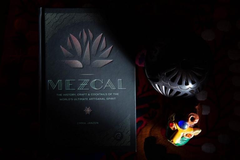 The Boozy Bookshelf: Mezcal by Emma Janzen   Bartender Atlas
