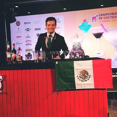Gabriel Rodrigo Gaytan | Bartender Atlas
