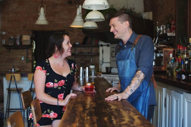 Jess & Josh | Bartender Atlas