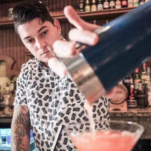 Alexander Mahany   Bartender Atlas