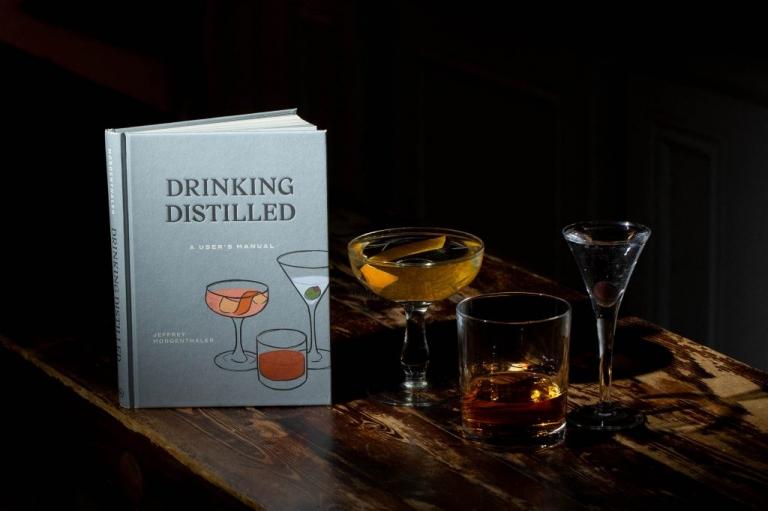 Drinking Distilled by Jeffrey Morgenthaler | Bartender Atlas