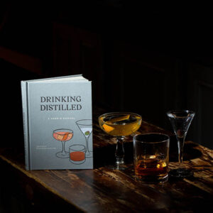 Drinking Distilled by Jeffrey Morgenthaler | Bartender Atlas