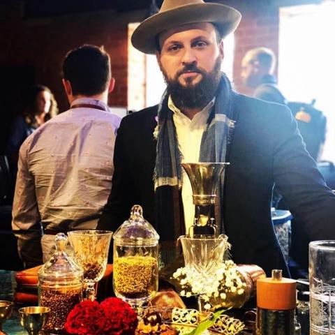 Austin Millspaugh | Bartender Atlas