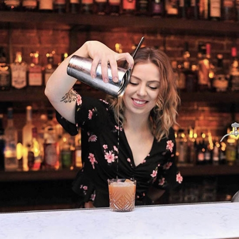 Morgan LeCreux   Bartender Atlas