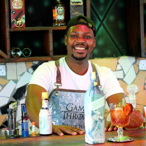 Evans Odhiambo | Bartender Atlas