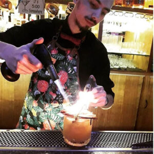 Diego Anriquez | Bartender Atlas