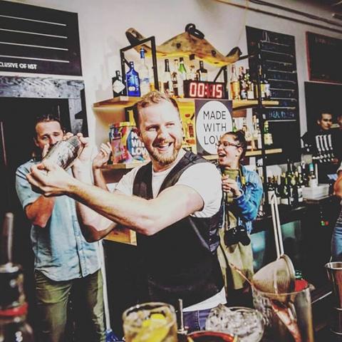 Matt Dash | Bartender Atlas
