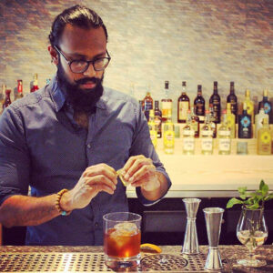 Reuben Virasami | Bartender Atlas