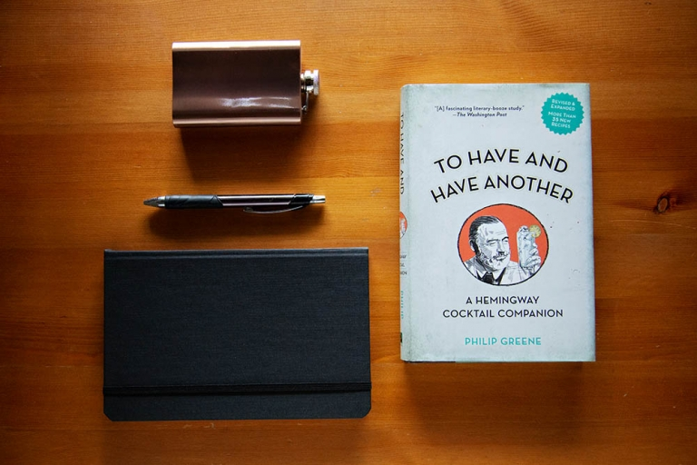 The Boozy Bookshelf: To Have and Have Another: A Hemingway Cocktail Companion by Philip Greene