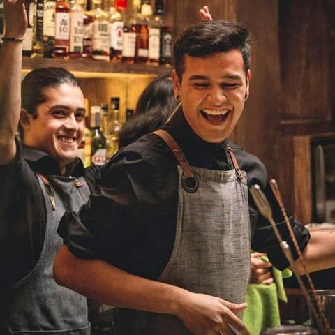 Carlos Landeros | Bartender Atlas