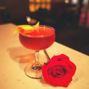 Cocktail: Rose Coloured Glasses | Bartender Atlas