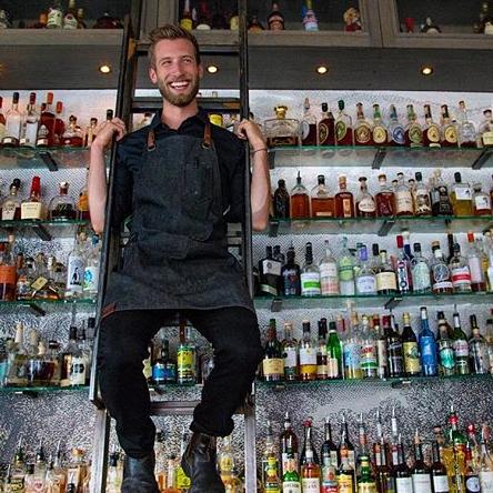 Brett Lantz | Bartender Atlas