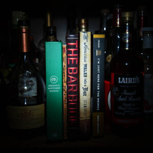 The Boozy Bookshelf | Bartender Atlas