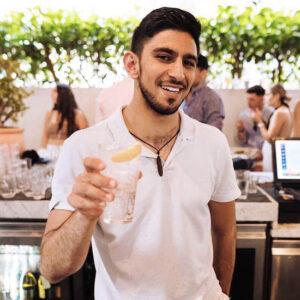 Navin Zabeti | Bartender Atlas