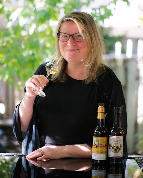 Christine Sismondo | Bartender Atlas