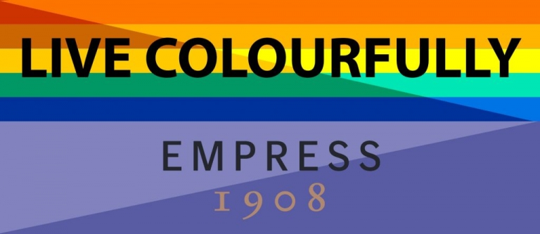 Live Colourfully - Empress 1908 Gin