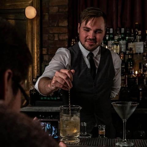 David Hudyma | Bartender Atlas