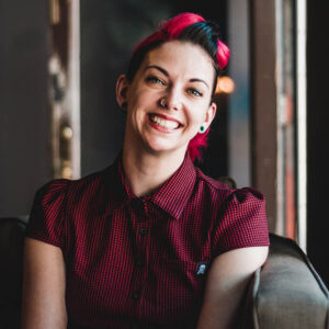 Amie Ward | Bartender Atlas